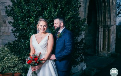 BLYTH WINTER WEDDING | APRIL & TOM