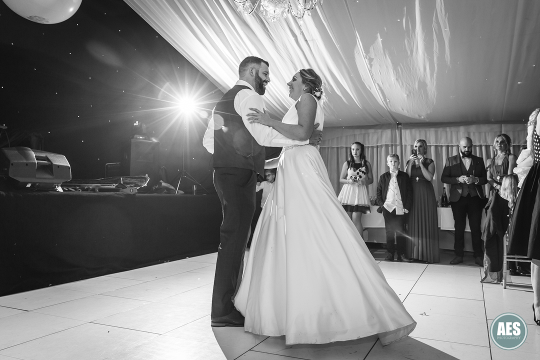 First Dance at Barnby Memorial Hall in Blyth