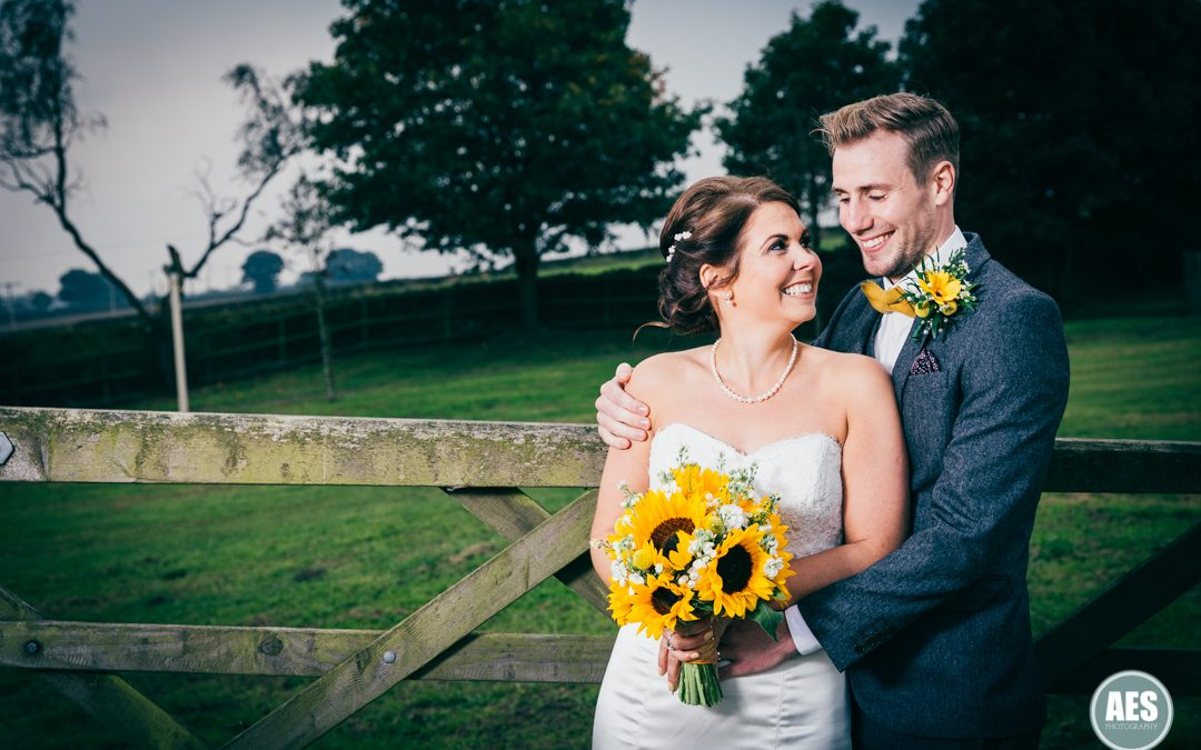 DERBYSHIRE COUNTRY WEDDING | CLAIRE & RICKY
