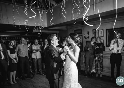 First dance at Hotel Du Vin in York