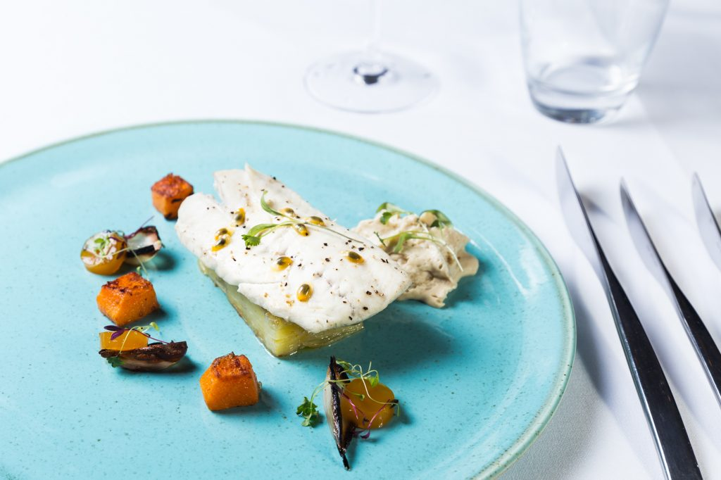 Food Photography at Hotel Van Dyk in Derbyshire