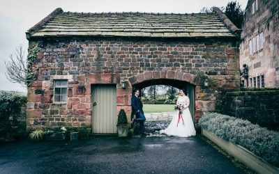 THE ASHES COUNTRY WEDDING VENUE | LAUREN & MATT