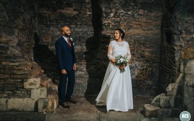 NEWARK CASTLE WEDDING | SHIRN & AMAR