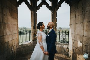 weddings at Newark Castle in Nottinghamshire