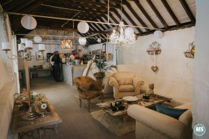 Converted barn wedding The Ulvers in Nottingham
