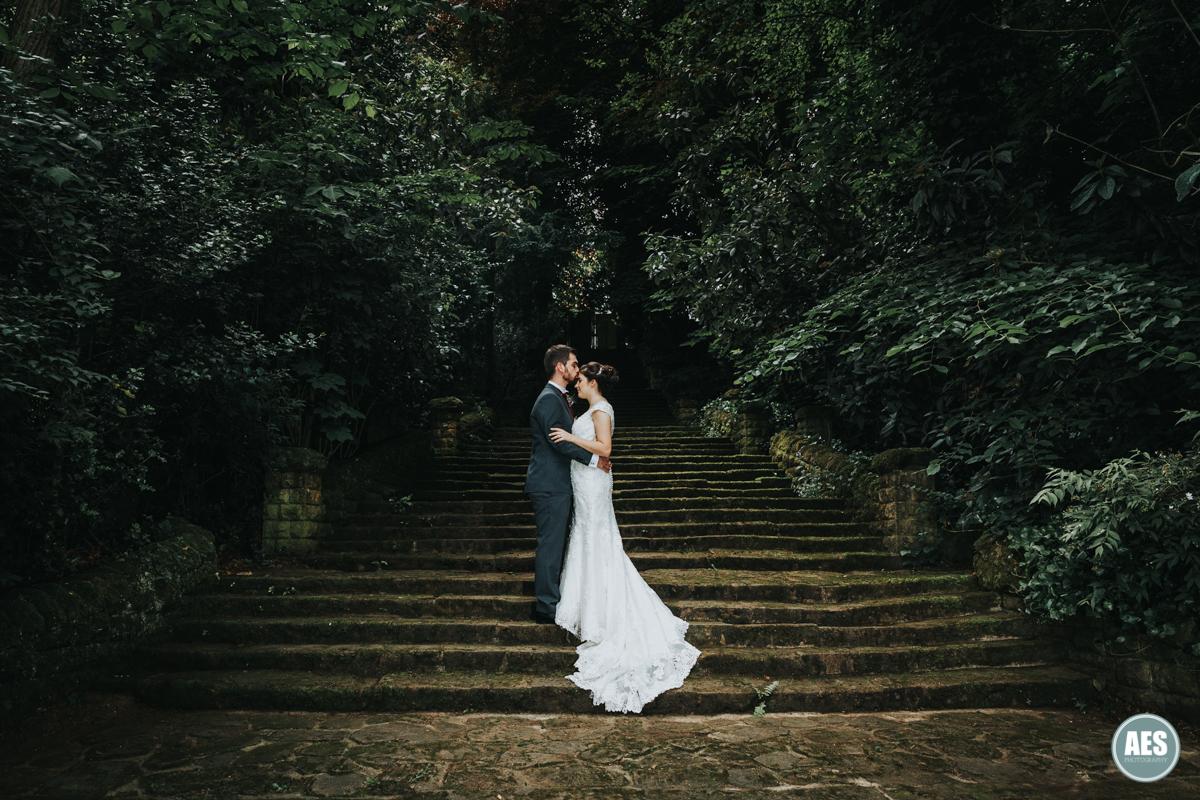 Wedding at Bestwood Lodge