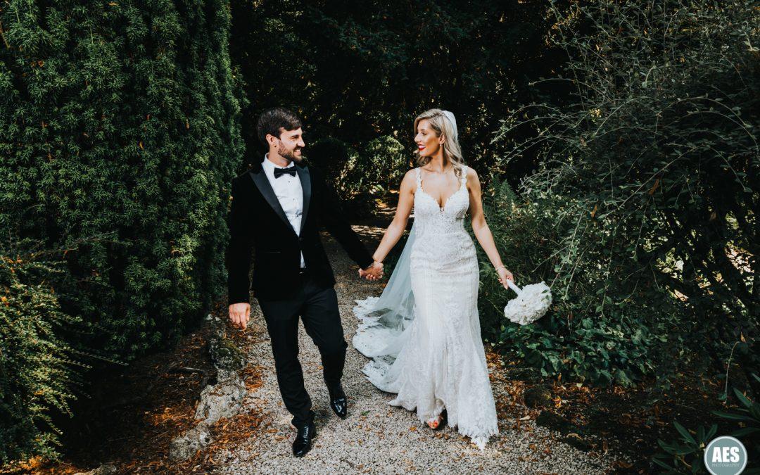 THORNBRIDGE HALL WEDDING | KATIE & MARK