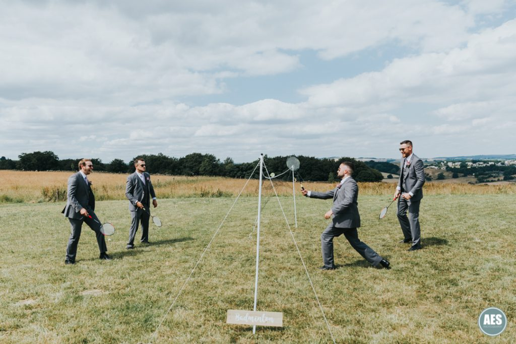 Groomsmen Wedding at Norfolk Arms in Sheffield